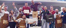 Lebanon Coffee in Good Spirits Competition